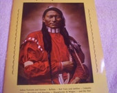 Rare The Huffman Pictures - Photographs of the Old West Montana 1975 1st Edition