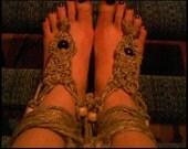 Barefoot Hippie Sandals