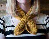 Knit Ascot