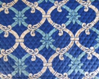 OUTDOOR Pillow Cover / Blue Pillow Cover / Blue Pillow / Accent Pillow / Marine Blue Teflon Coated Pillow