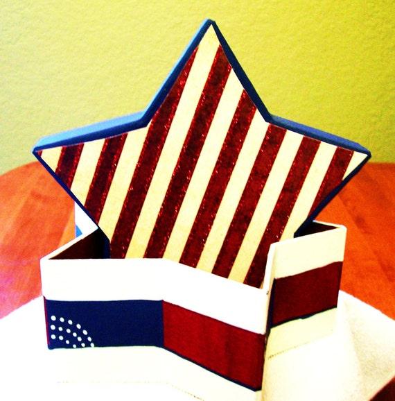 Star Box  (Fourth of July)
