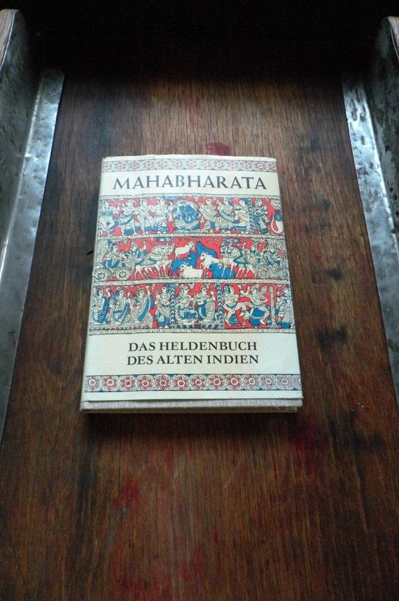 "Hardcover Notebook or Diary Tartuensis ""Mahabharata"""