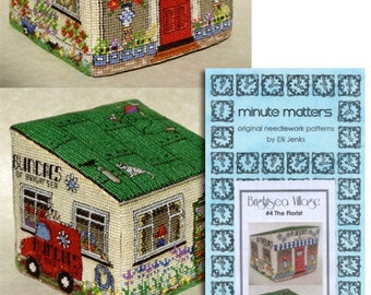 3D BrightSea Village 4 The Florist