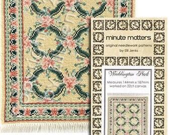 Dollhouse Carpet Pattern - Waddington Park