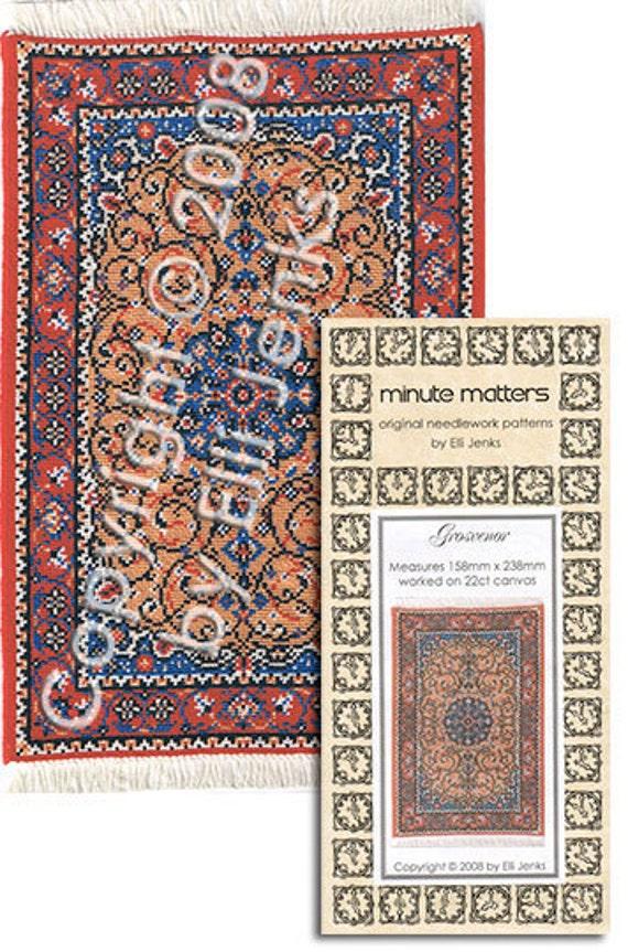 Dollhouse Carpet Pattern - Grosvenor