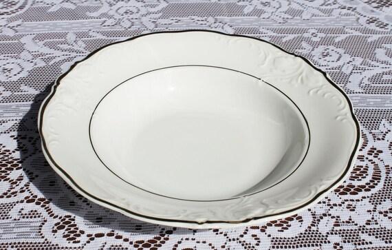 Vintage Bowls - Wawel Gold Rimmed China made in Poland H6