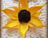 SunFlower Hairclip