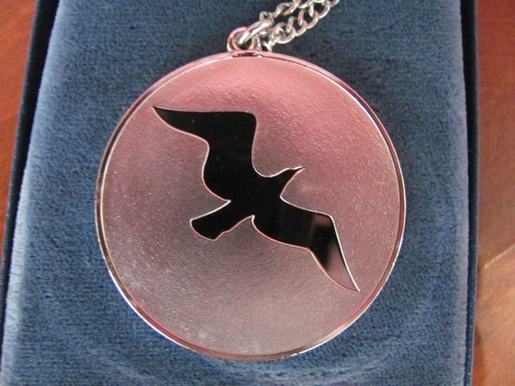 Sterling Silver Necklace Jonathan Livingston By