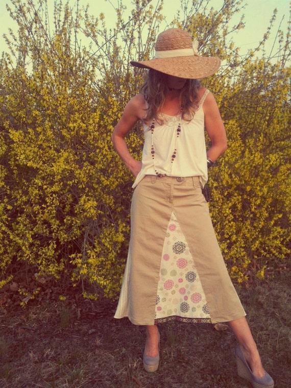 Peace Skirt