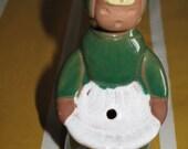 Jie Cantofta Swedish Ceramic Figurine.