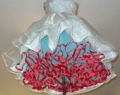 Satin Ribbon Petticoat
