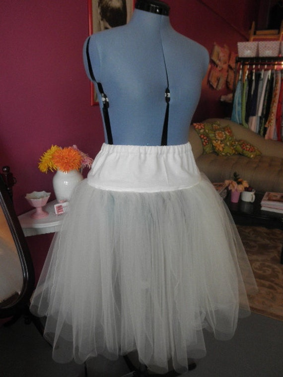 Sale Ready-To-Wear Ivory Petticoat