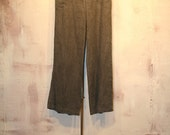 ZaZa Pant ( Color Grey ,Material Linen, XS to XL)