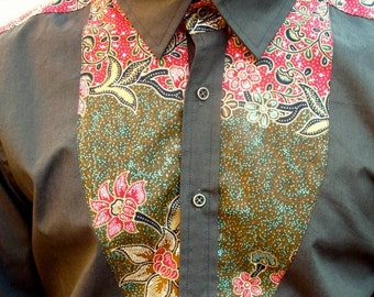 Thai Inspiration Men Shirt RIMBA