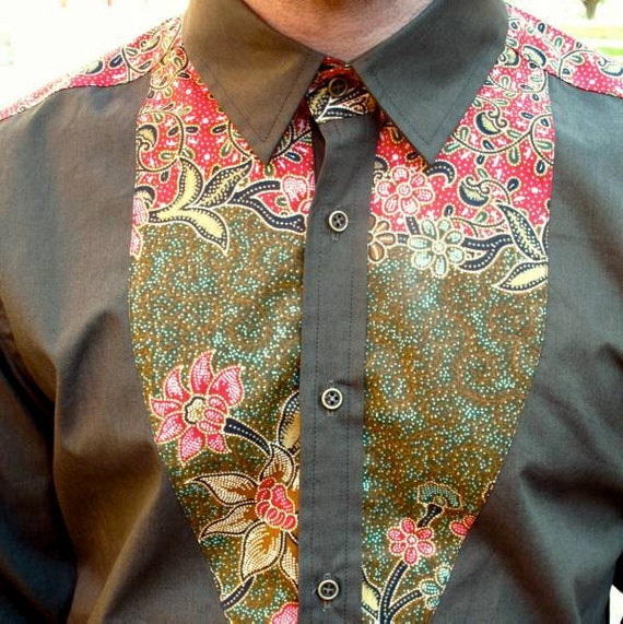Thai Inspiration Men Shirt RIMBA