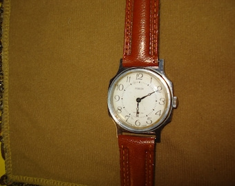 "USSR  ""POBEDA"" wrist watch 1960 - 70  Very Rare PERFECT"