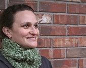 Cozy Cowl-ina, Green