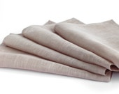 Linen placemats, set of 8