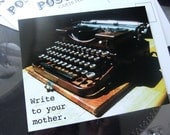 Write to Your Mother - 5 Postcards
