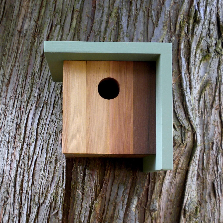 Birdhouse Birdhouse Modern Minimalist The Right Angle