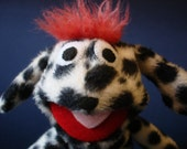 Creatures Inspired - Pup the Dalmatian Hand Puppet