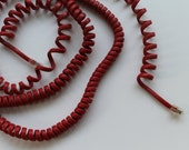 """100"""" Red Phone Cord"""