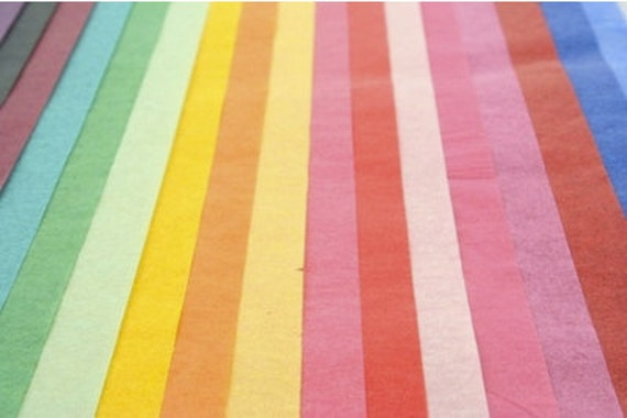 80 Sheets of Premium Tissue Paper - 20 x 30 inches - Mother's Day - gift wrapping - IN STOCK