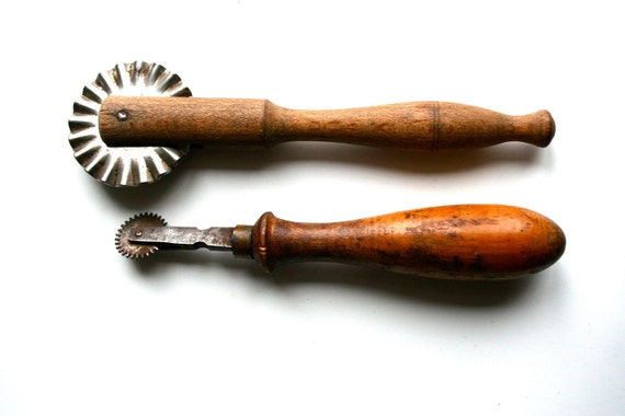 Lovely French Antique Pastry Cutters