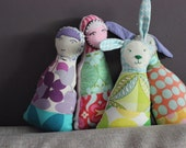 Baby Softies - PDF Pattern for small soft toy