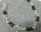 Hematite Knots Bracelet