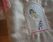Rosary Pouch - First Communion, Baptism