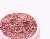 Pure Mineral Blush - Passion Pink - Vegan Handcrafted Mineral Makeup, Natural, Medium Jar