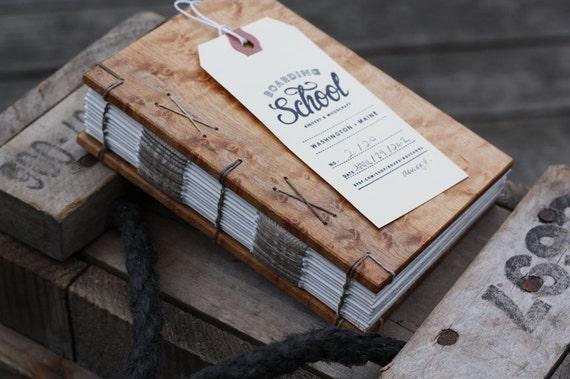Bird's Eye Maple Journal