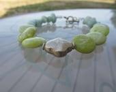 Spring Colored Stone Bracelet