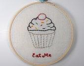 Cupcake Wall Hanging