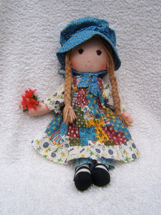 Vintage Holly Hobbie Dolls 60