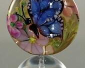 Fairy Blue Butterfly