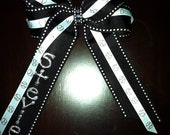 """6"""" with Long Tails Sports Bows"""
