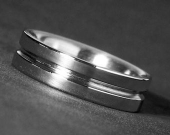 Stainless Steel Ring 8