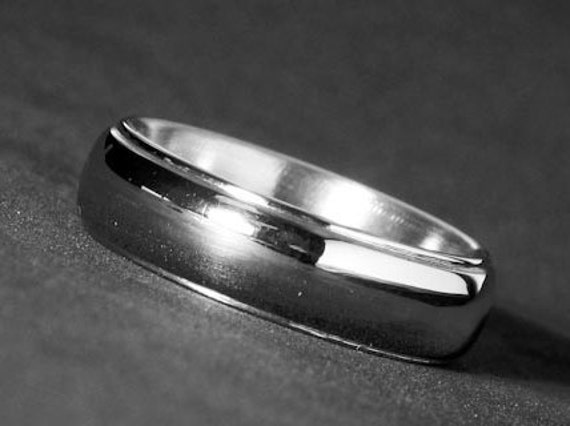 Stainless Steel Ring 5