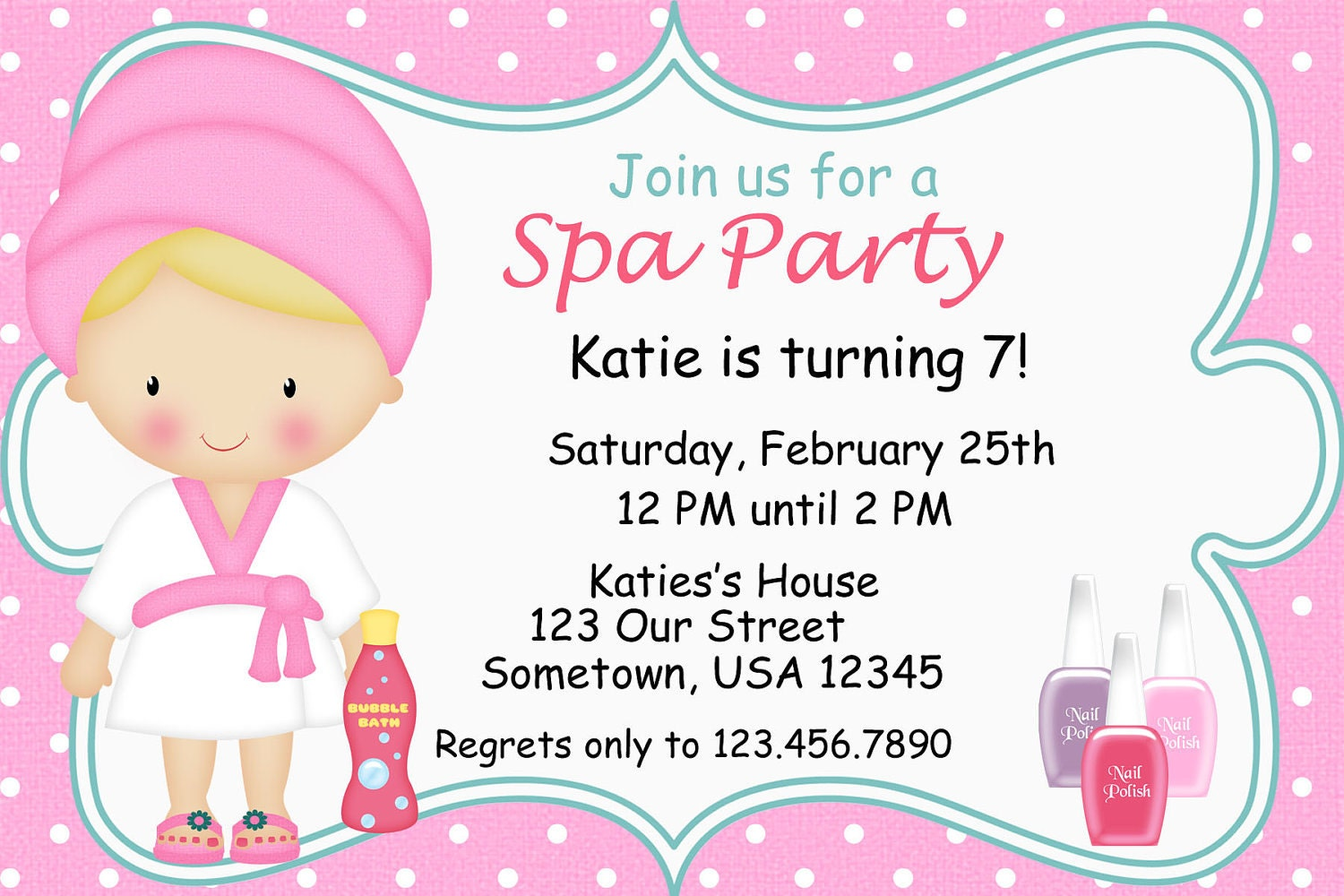Welcome Home Baby Party Invitations is best invitation example