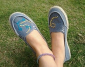 Summer Slip-On Anchor Shoes SALE PRICE