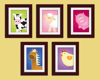 Popular items for farm nursery decor on Etsy