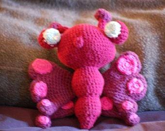 Butterfly Crochet Animal