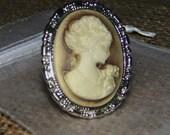 Victoria Fashion Ring - Vintage & adjustable