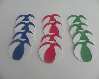 Beach Ball Die Cuts