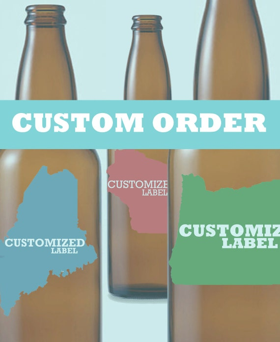 RESERVED FOR CASSIOPEIADESIGNS1 : 24 Custom Beer Labels for Dad