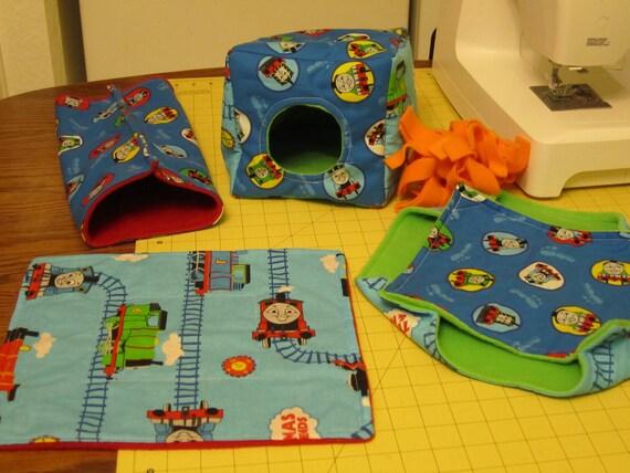 Thomas the Train Nation Set (4pc hammock w/ toy)