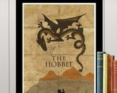 The Hobbit -  Lord of the Rings A3 poster, Listing 97394543