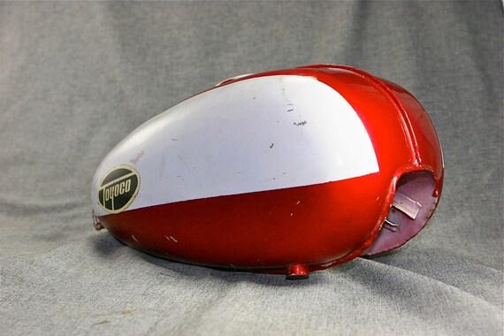 Red Vintage Bike Vintage Toyoco Mini Bike Red